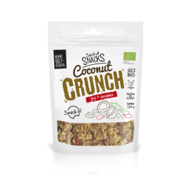 Coconut Crunch z Goji i Sezamem Bio 150 g Diet Food