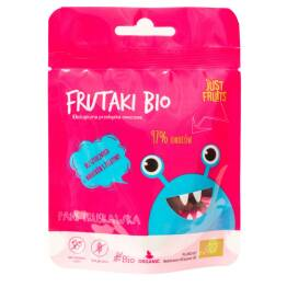 Frutaki Pani Truskawka Bio 50 g Just Fruits