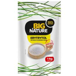 Erytrytol 1 kg - Big Nature - Erytrol 1000 g