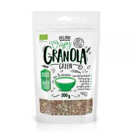 Bio Granola Green 200 g Diet Food