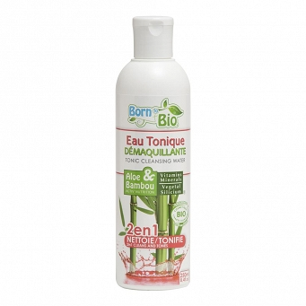 Tonik Bio Aloes i Bambus 250 ml - Born To Bio