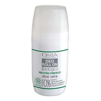 Deo Roll On Fresh Neutralny Aloe Vera 50 ml Omia