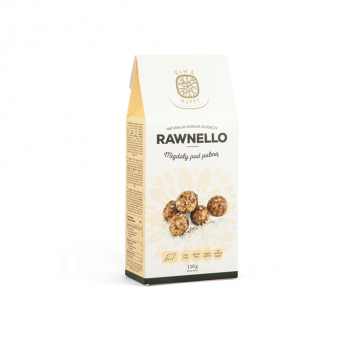 Rawnello Migdały Pod Palmą Bio 110 G - Raw_Happy