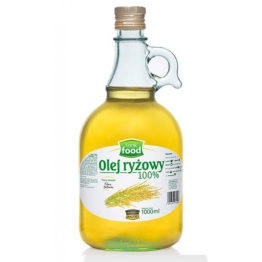 Olej Ryżowy 1000 ml Look Food