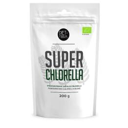 Chlorella Bio 200 g Diet Food
