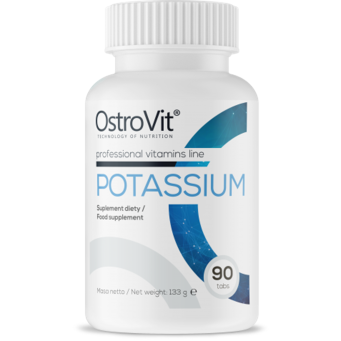 Pottasium Potas 90 tabletek OstroVit