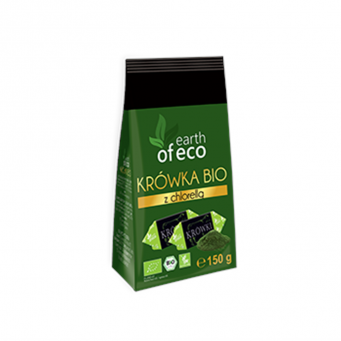 Krówki Z Chlorellą Bio 150 G - Earth Of Eco