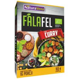 Falafel Curry 160 g Bio - NaturAvena
