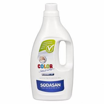 Płyn Do Prania Color Sensitiv Bezzapachowy Bio 1,5l-Sodasan