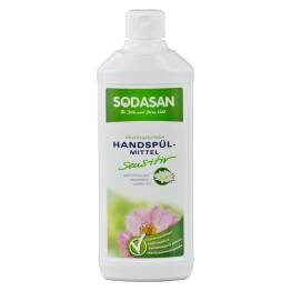 Płyn Do Zmywania Naczyń Sensitiv Bio 500 ml-Sodasan