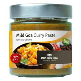 Pasta Curry Bio 175g - Cosmoveda