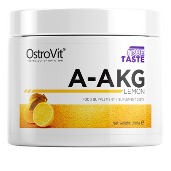 OstroVit A-AKG True Taste Lemon 200 g