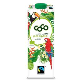 Woda Kokosowa Bio Fair Trade 1 l - Coco Dr. Martins