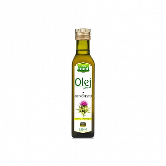 Olej z Ostropestu 250 ml Look Food