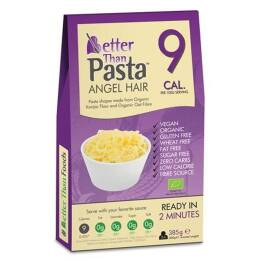 Makaron Konjac Angel Hair Bez Glutenu Bio 385 g Better Than Foods