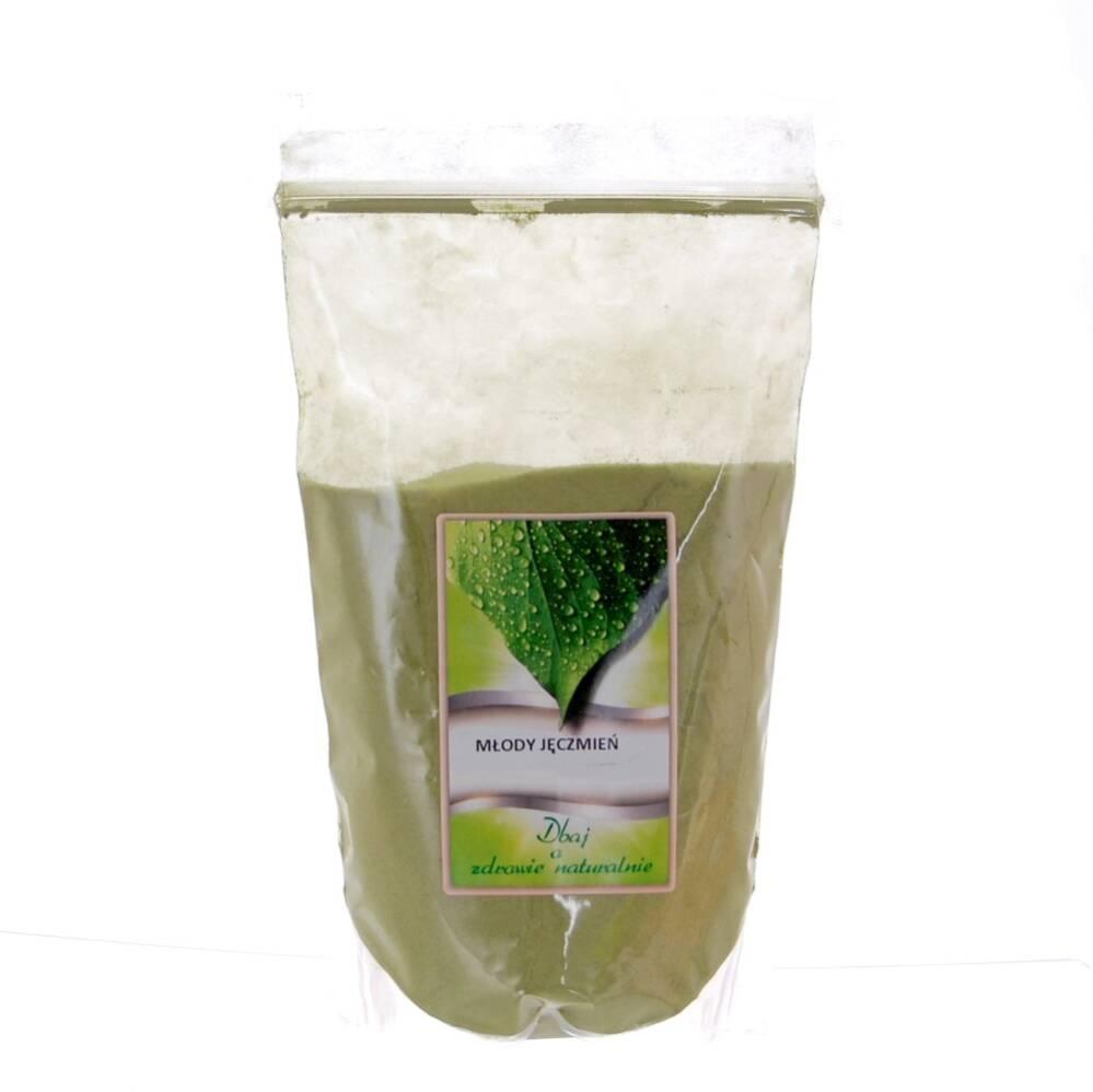 zielony jęczmień groupon