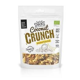 Coconut Crunch z Bananem i Orzechami Bio 150 g Diet Food