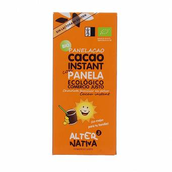 Kakao Instant Z Cukrem Panela Fair Trade Bio 275 G Alternativa