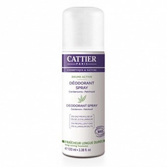 Dezodorant Spray Eko 100 Ml - Cattier