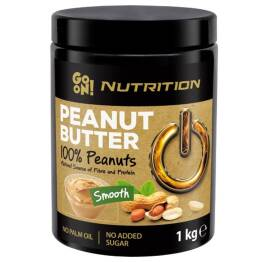 Go On Nutrition Peanut Butter Smooth 100% 1 kg Sante