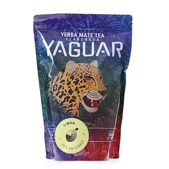 Yerba Mate Limon 500 g Yaguar