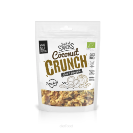 Coconut Crunch z Chia i Dynią Bio 150 g Diet Food