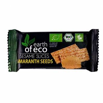 Sezamki z Amarantusem Bio 18 g - Earth Of Eco