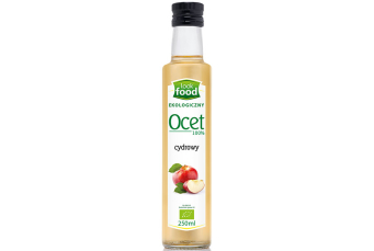Ocet Cydrowy Bio 250 ml Look Food