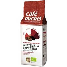 Kawa Mielona Arabic Espresso Gwatemala Fair Trade Bio 250 g Cafe Michel