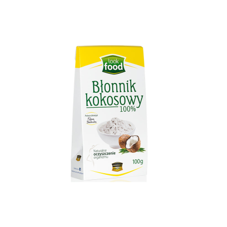 Błonnik Kokosowy 100 g Look Food