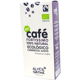 Kawa Mielona Arabica/Robusta Fortissimo Fair Trade Bio 250 g Alternativa
