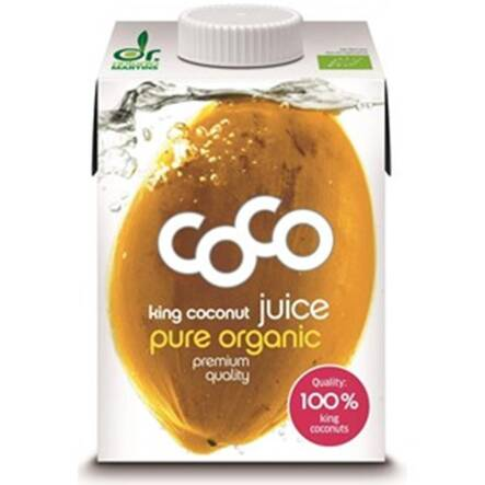 Woda Kokosowa King Bio 500 Ml - Coco Dr Martins